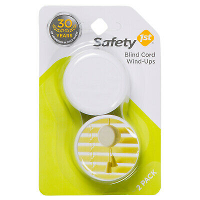 Safety 1st Blind Cord Wind-Ups 2 Pack - Lot of 9