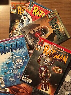 Rat-Man Collection Leo Ortolani Panini Comics Completa La Tua Collezione