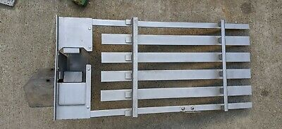 Original Vintage Ideal 55 Slider Rack flapper Soda Machine VMC Vendo 35 85