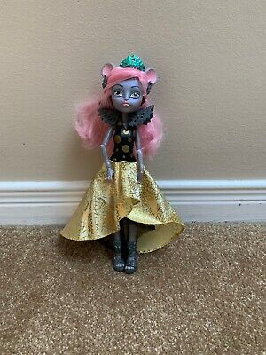 Monster High Doll Mouscedes King Rare Boo York Gala Mouse