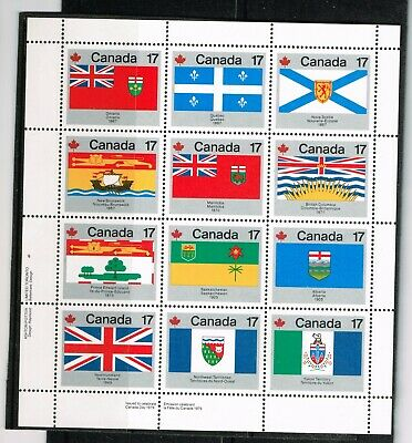 Canada SC# 832a VF OG Never Hinged