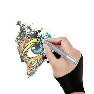 Two Finger Anti-fouling Glove Drawing & Pen Graphic Tablet Pad For Artist LP