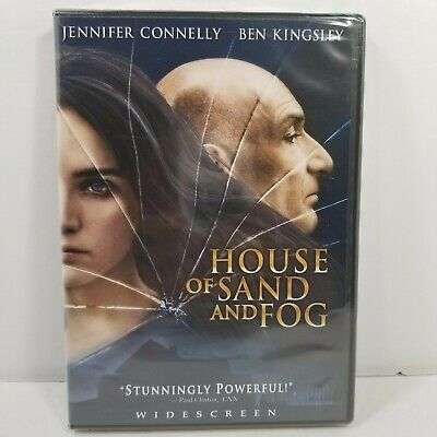 House Of Sand and Fog (DVD, 2004) Jennifer Connelly - Widescreen - SEALED NEW
