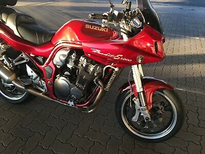 "Suzuki Bandit 1200S Kult GV75A Racing ""Spezial"" 160 PS 130 NM"