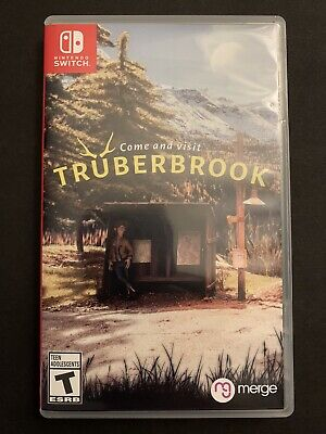 Truberbrook Nintendo Switch Video Game Complete With Case And Manual