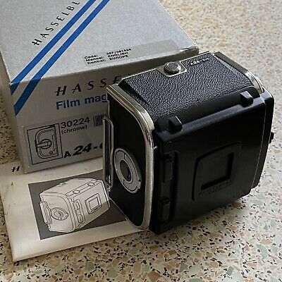 Hasselblad A24 Magazine 220 film 30224 Chrome