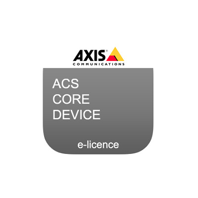 Axis Camera Station - 10 CAMERA CORE License NEWEST RELEASE