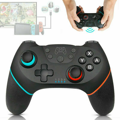 NEW Wireless Bluetooth Gamepad Joystick Game Controller for NS Nintendo Switch