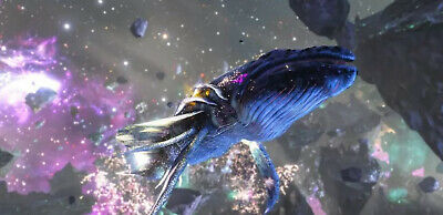 Space Whale - Astrocetus Ark Survival Evolved PS4 PvP