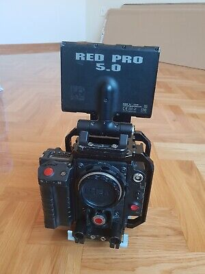 RED EPIC DRAGON X 6K Complete kit