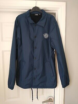 Vans off the wall Jacket Coat size L