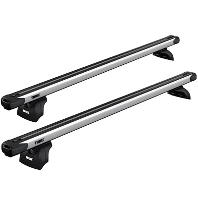 Roof Rack Cross Bars Set For MERCEDES E Class 2009-2013 W212 4D with Fix Point