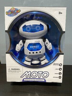 Toys for Boys Robot Kids Toddler Robot Dancing Singing Lights Toy New In Box