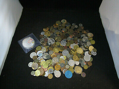 Lot of Vintage Tokens and Medallions