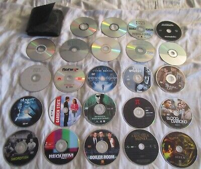 Bundle Lot Of 27 Loose DVD Movies - DISCS ONLY! READ DESCRIPTION!!!