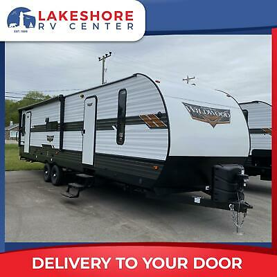 2021 Wildwood 32Rlds Travel Trailer Rv - Only One In Stock - Buy Now To Save