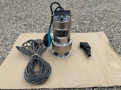 Sub 2020-SS Submersible Dirty Water Pump Sip-Group
