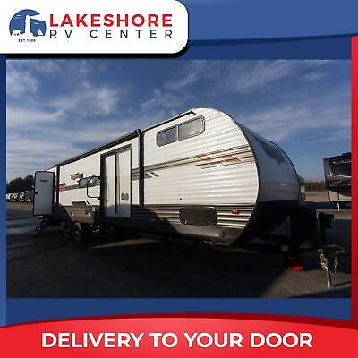 2020 Wildwood 36Vbds Travel Trailer Rv - Store To Door Delivery Available