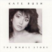 """Kate Bush """" The Whole Story """" Cd Brand New & Sealed"""