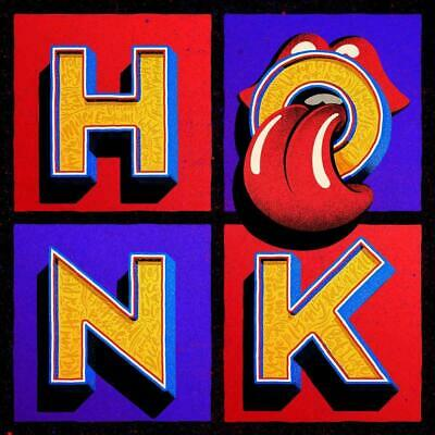 "The Rolling Stones "" Honk The Best Of The Rolling Stones Cd "" Brand New & Sealed"