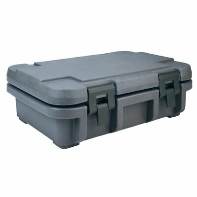"Cambro UPC140191 Granite Gray Ultra Pan Carrier for 4"" Deep Pans"