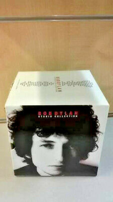 Confanetto Bob Dylan Studio Collection 37 Titoli As New