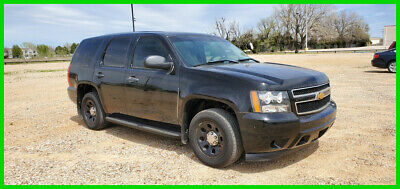 2012 Chevrolet Tahoe Police 2012 Chevy Tahoe Police unit with only 78k miles clean unit