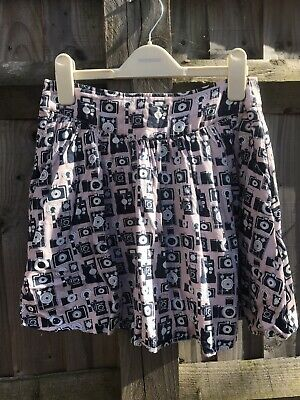Mini Boden Johnnie B Girls Skirt Age 11-12