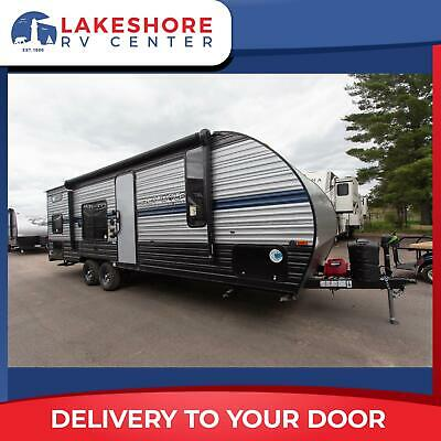 Forest River Grey Wolf 26DJSE Special Edition Travel Trailer RV SALE ENDS JUNE 1