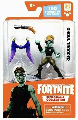 Ghoul Trooper Limited Edition Fortnite Battle Royale Collection Action Figure 2""