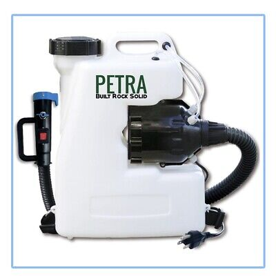 PETRA Electric ULV Backpack Fogger