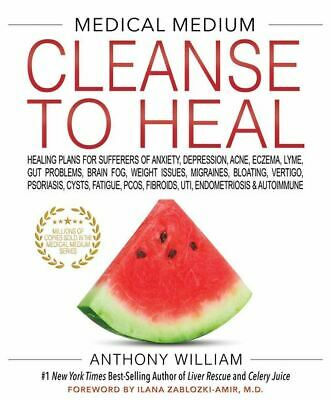 Medical Medium Cleanse to Heal Healing Plans for Sufferers Fast Delivery📥 P.D.F