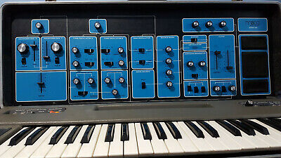 MOOG SONIC SIX, 6,  highly collectable ''first generation''.