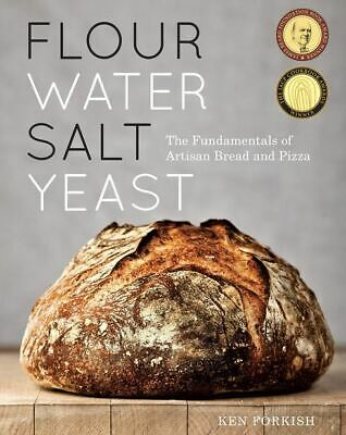 Flour Water Salt Yeast by Ken Forkish🔥Fast Delivery🔥 📥 P.D.F 📥