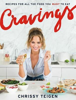 Cravings: Recipes for All the Food You Want to Eat: A Cookbook🔥Fast Delivery🔥