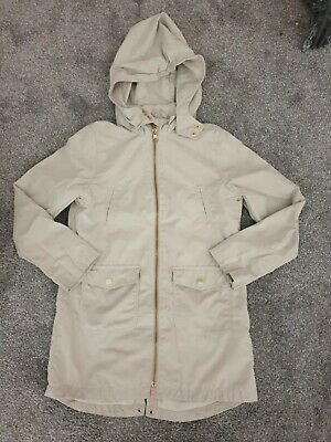 Girls Stone Lightweight Jacket with Detachable Hood from H&M, 9-10 Years
