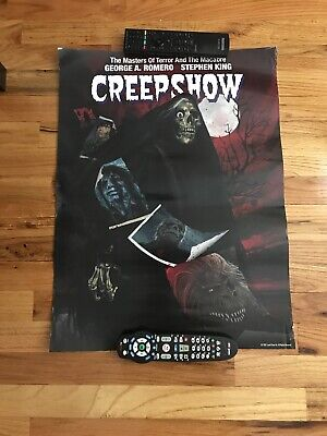 "CREEPSHOW SCREAM FACTORY POSTER 18x24"" Print Limited Edition Horror"