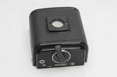 Hasselblad A24 V-Button Roll Film Back Black                                #674