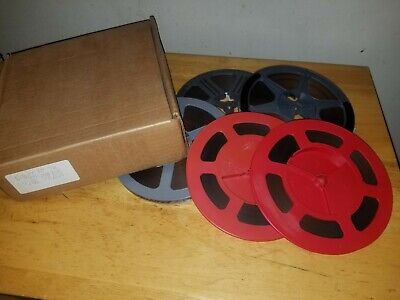 NIGHT OF THE LIVING DEAD (1968) - Super 8mm W/ Sound Feature Film Movie