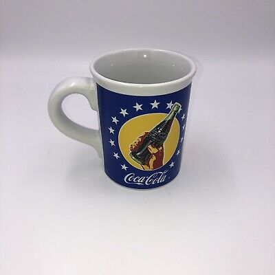 Coca Cola Mug By Gibson 2003 Oversized Coffee Cup