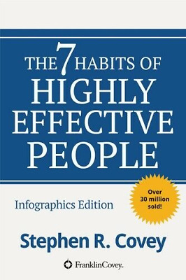 The 7 Habits of Highly Effective People by Stephen R. Covey [P.D.F] book ✅