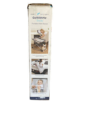 Baby Delight Sway Portable Infant Rocker