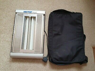 Vector Plasma Commercial Electric proffesional light Fly trap with carry bag