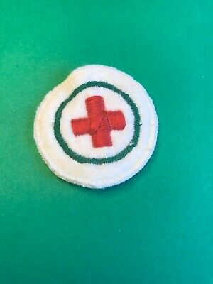 The Bbs 'Senior Scout' Second Edition 'Ambulance' Badge.