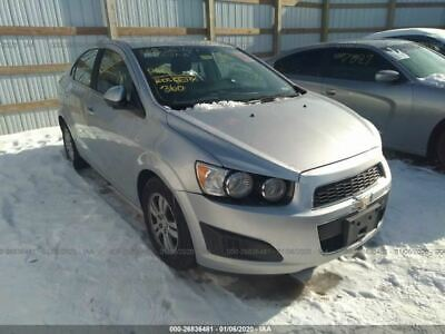 Seat Belt Front Driver Buckle Fits 12-18 SONIC 1742082