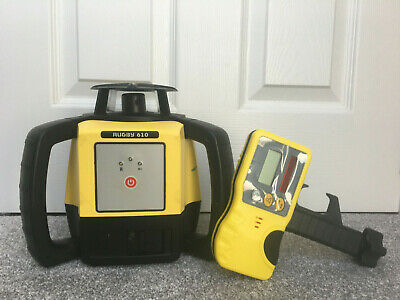 Recon. Leica Rugby 610 Self Levelling Laser Level | Calibrated, 3 Month Warranty