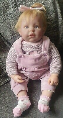 Beautiful Reborn Baby Crystal