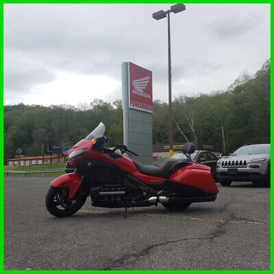 2013 Honda Gold Wing F6B Deluxe 2013 Honda Gold Wing F6B Deluxe Used