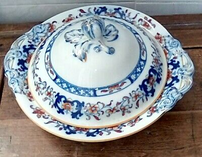 Mintons Victorian Tureen and cover