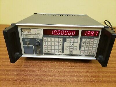 Farnell PSG 1000 Synthesised signal generator 10kHz - 1GHz